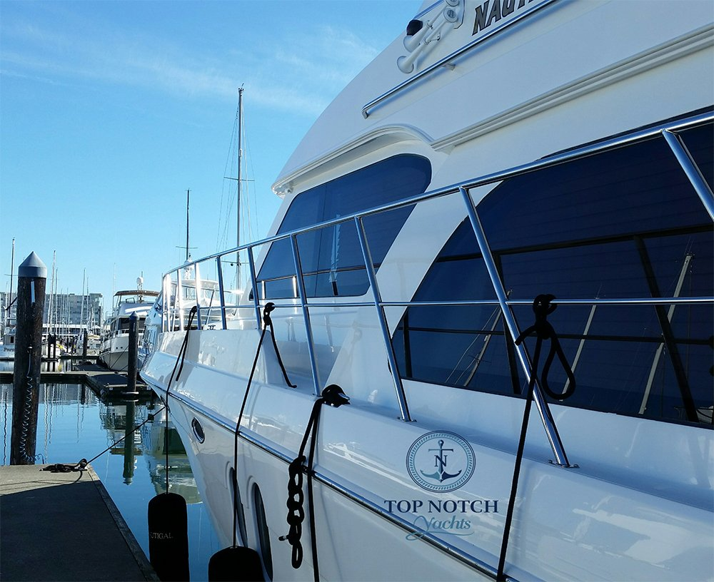 yacht monitoring in sidney bc